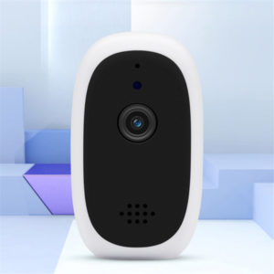 Bakeey 720P Wireless WiFi HD Night Vision App Remote Control Intelligent Small Monitor IP Camera For Smart Home
