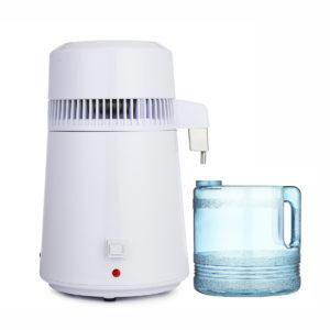 750W 4L rostfritt stål elektriskt rent vatten destilleringsrenare Internt filter