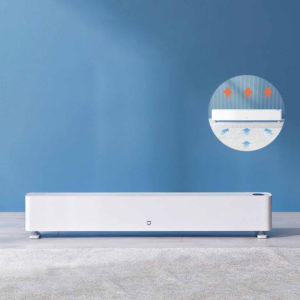 Xiaomi Mijia Intelligent Baseboard Heater  Touch Screen Control 900W/1300W/2200W Three-speed Power Regulation for Home Office