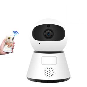 Bakeey 355 1080P 720P Smart Home Wifi IP-kamera EU Plug Monitor Rörelse IR Night Vision Cloud Storage Security Alarm CCTV