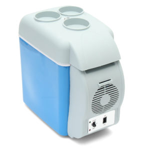 Portable Mini Car Fridge Freezer Cooler / Warmer 12V Portable Fridge Refrigerator 7.5L