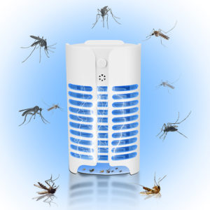 Gardening Household Mosquito Killer LED Night Lamp Auto Physical Radiation-free Mosquito Dispeller