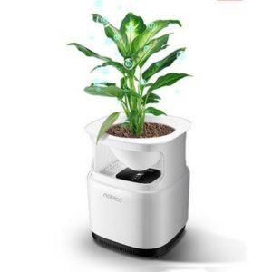 Nobico J009 Mini Original Ecology Green Plant Luftrenare Luftdetekteringsmodul 3 lager Filterluft