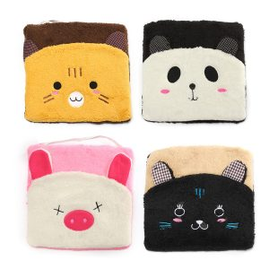 36 x 34cm Cotton Plush Cute Cartoon Cushion Car Office Chair Seat Home Sofa Pillow Pad