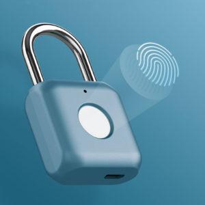 Youdian Waterproof Smart Fingerprint Padlock Door Lock From Xiaomi Eco-System