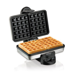 KCASA KC-FM05 Beach Belgian Waffle Maker Smart Home Kitchen Appliance 1000W Waffle Oven