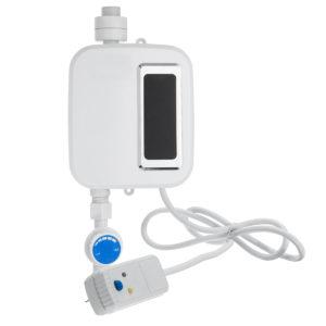 3500W Elektrisk tanklös Mini Instant Varmvattenberedare Kök Badrumsvaskkran