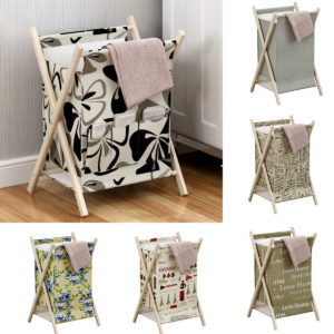 Laundry Folding Basket Clothes Washing Bag Household Folding Dirty Clothes Storage Baskets