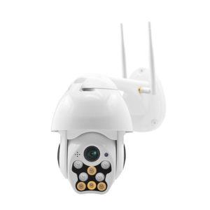 Bakeey 1080P Färg Nattvision IP66 PTZ Smart IP-kamera Rörelsedetektering Tvåvägs ljudstöd TF-kort