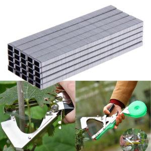 10000stk / set tejpverktyg bindemedel spiktappar för handbindande maskin bindande tapet för ympmaskin trädgårdsbeskärningsartiklar