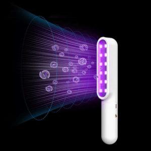 Portable USB Charging UV-C Sterilizer Household Handheld Travel Sterilizer Light Phone Sterilizer Machine Toothbrush Sterilizer
