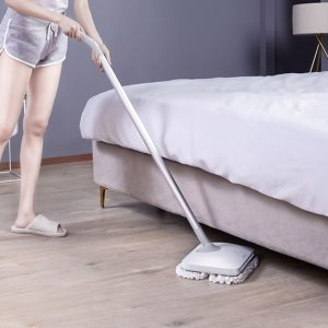XIAOMI Mijia Wireless Handheld Electric Mopping LED Wiper Floor Window Washers Wet Mop Vacuum Cleaner, 60min Long Battery life