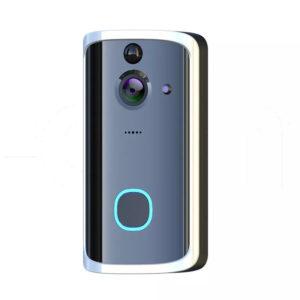Bakeey M7 720P 166 Trådlös Smart WIFI Video Dörrklocka Smart Home Tvåvägs Ljudfjärrsäkerhetslarmssystem