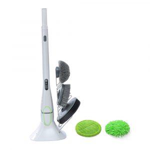 DIGOO DG-QXJ100 Multifunktionell elektrisk vattentät rengöringsborste Ta bort starka fläckar Rengör dammrensningsborste