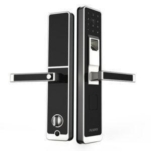 Aqara S1 Smart WIFI Door Lock Fingerprint Password Unlock