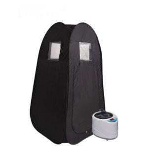 iBeauty 4L Large Capacity Household Folding Single Use Steamer Bath Steaming Box Sauna Tent