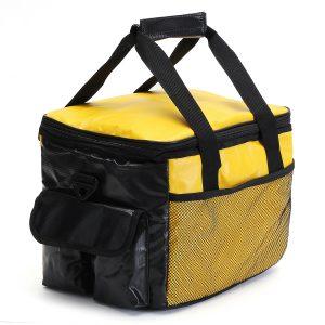 20L bärbar lunchväska Elektrisk kylväska Bilförvaringsväska Travel Camp Food Box