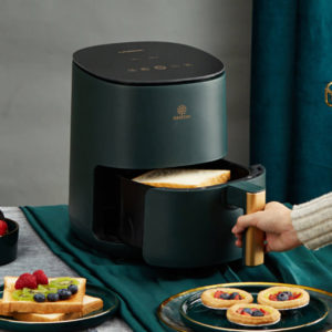 LIVEN G-5 Smart Oil-free Air Fryer from XIAOMI YOUPIN 1400W Power 2.5L Capacity Fat-free for Home
