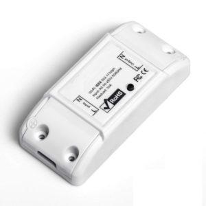 Bakeey 10A 2200W AC90-250V DIY WIFI Wireless Switch Socket Smart Home Module Work with Tuya Smart Life APP Google Home Amazon Echo