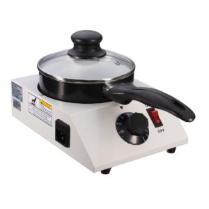 Chocolate Melting Pot Electric Fondue Melter DIY Furnace Machine Chocolate Fondue Machine