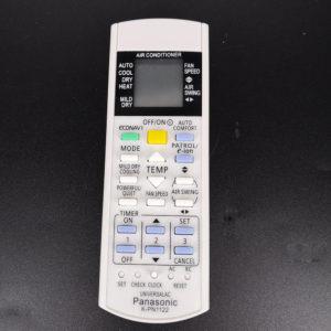 Ny AC-luftkonditioneringsfjärrkontroll Universal för Panasonic K-PN1122 utbyte
