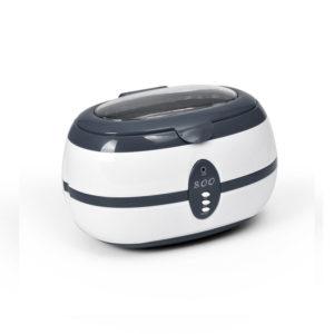 GT Sonic VGT - 800 liten ultraljudsrengöringsmaskin för hushållsmyckarproteser