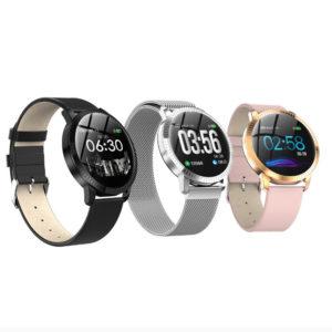 XANES® CF18 1.3'' IPS Touch Screen IP67 Waterproof Smart Watch Pedometer Fitness Exercise Bracelet