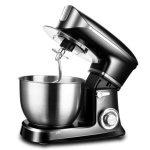 STELANG SC-262 6.5L / 1300W Kök Elektrisk mixer Knådning Degmaskin Egg Beater Elektrisk mixer Krämpiskningsmaskin för hembakning