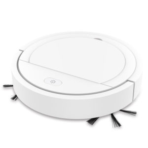 3-in-1 Multifunctional Robot Vacuum Cleaner Auto Rechargeable Smart Sweeping Robot Dry Wet Sweeping Vacuum Cleaner Home