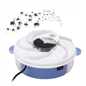 Electric Fly Trap Catcher Killer Devices Eco-friendly Home Anti-Fly Pests Control