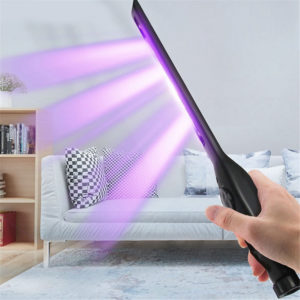 Bakeey 1.8W Portable UVC LED Lamp Hand-held Sterilizer UV Light For Home Office Travel