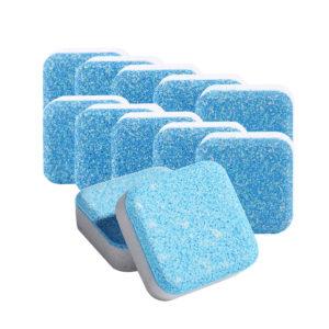 [12PCS / Box] Bakeey Tvättmaskin Djup rengöring Brusande rengöringsmedel för brädetabletter