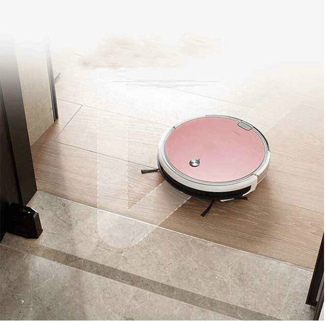 ILIFE X62S Robot Vacuum Cleaner 2 in 1 Wet and Dry Mopping