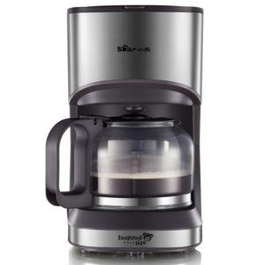 Bear KFJ-A07V1 Dropptyp Kaffebryggare 0,7L Kapacitet 550W Tekanna Kaffemaskin för hushållskontor
