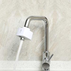 3Life BF03 Smart dubbel induktion Vattenbesparande kran Kök Vattenfilter Infraröd sensorkran Ingen beröring av automatisk vattenutrustning