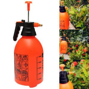 3L Vattensprutare med högt tryck Kemisk spray Trädgårdspump Ogräsdödningsverktyg