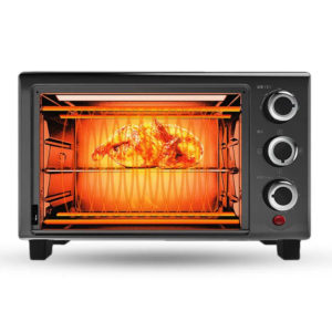 VIOMI From XIAOMI Youpin VO1601 1.6L / 680W Microwave Oven Household Baking Multifunctional Automatic Two Heating Tube Cake Large Capacity Electric Oven