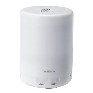 300 ml 7-färg Ultrasonic Aroma Essential Oil Diffuser Luftfuktare LED Nattlampa