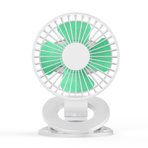 Bakeey Clip Fan USB Small Fan Large Capacity Mini Desktop Office Student Fan