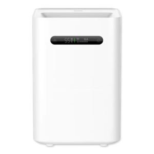 New Smartmi Evaporation Air Humidifier 2 4L Large Capacity 99% Antibacterial Smart Screen Display Mi Home APP Control