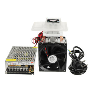 12V 10A Electronic Semiconductor Radiator Refrigerator Cooler Cooling Equipment