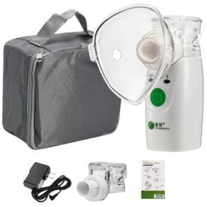 Portable Ultrasonic Handheld Nebuliser Respirator Humidifier Adult Kit Automizer Inhale Nebulizer