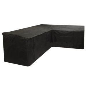 260x192x76x89cm L Shape Corner Sofa Couch Cover Waterproof Sectional Furniture Rain Protector