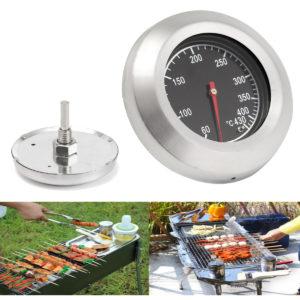 BBQ-termometer 60-430 Temperaturkontrollersättare Smokey Mountain BBQ Grill Tool