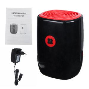 Mini Dehumidifier Portable 800ml Air Moisture Damp