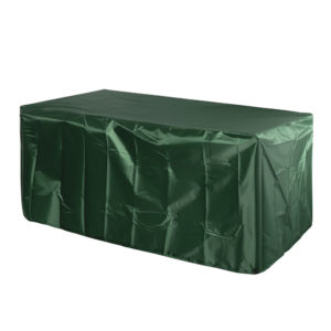 Square Furniture Waterproof Cover Dust Rain Protect for Outdoor Garden Table Sofa Bench