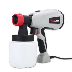 Högeffekt avtagbar Högtryck Elektrisk färgspray Gu Handhållen elektrisk spruta Gu för målning Bilar Trämöbler Vägg Träbearbetning