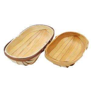S/L Wooden Sussex Trug Garden Trugs Food Fruit Vegetables Hand Made Storage Baskets