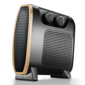 1500W Portable Electric Space Heater Fan Handy Warmer Air Condition Home Office Desktop Warmer