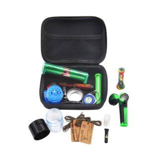 12 in 1 Multifunctional Pipes Tool Kits Maker Sealing Kits Hand Roll Sets